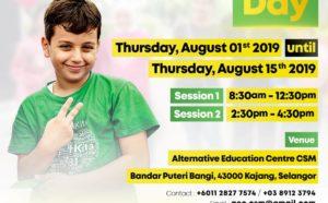 Registration Day (Sekolah KITA III)