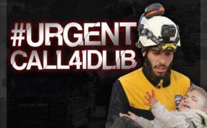 #UrgentCall4Idlib